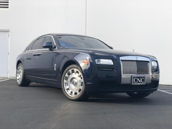 2014 Rolls Royce Ghost :21 car images available