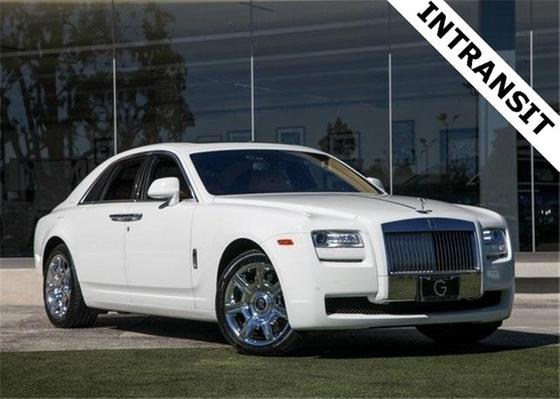 2012 Rolls Royce Ghost :13 car images available