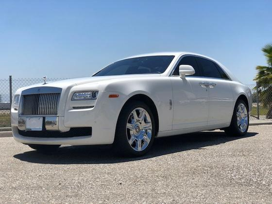 2013 Rolls Royce Ghost :14 car images available