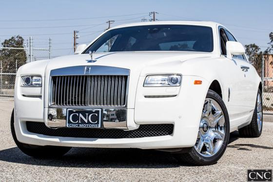 2013 Rolls Royce Ghost :24 car images available