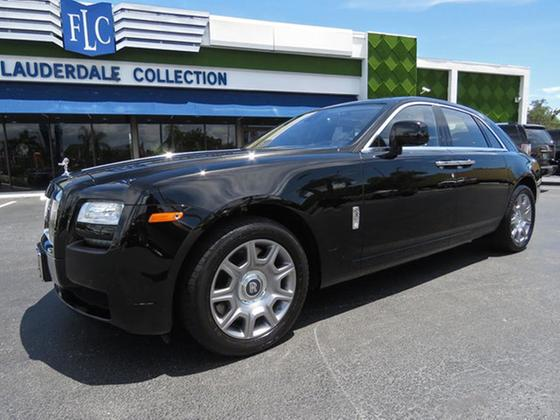 2011 Rolls Royce Ghost :24 car images available