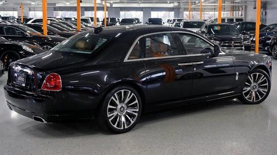 2018 Rolls Royce Ghost