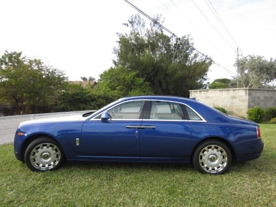 2013 Rolls Royce Ghost :23 car images available