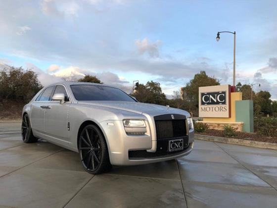 2013 Rolls Royce Ghost :9 car images available