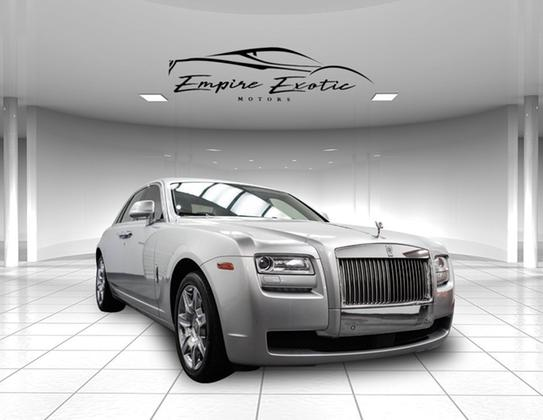 2012 Rolls Royce Ghost :24 car images available