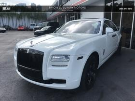 2012 Rolls Royce Ghost :8 car images available