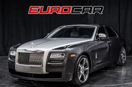 2012 Rolls-Royce Ghost :24 car images available