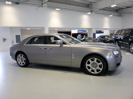 2011 Rolls-Royce Ghost :24 car images available