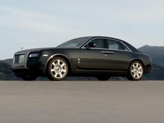2014 Rolls-Royce Ghost  : Car has generic photo