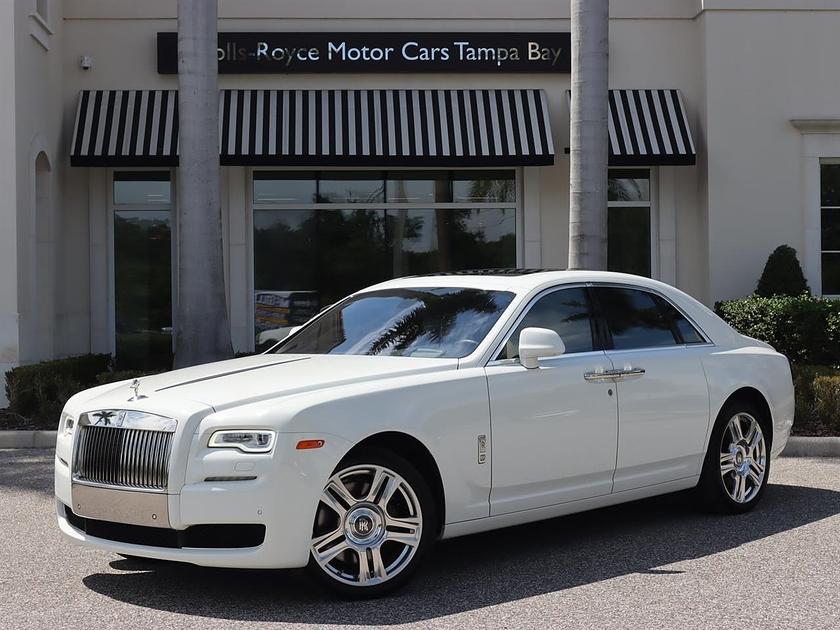 2016 Rolls-Royce Ghost  : Car has generic photo