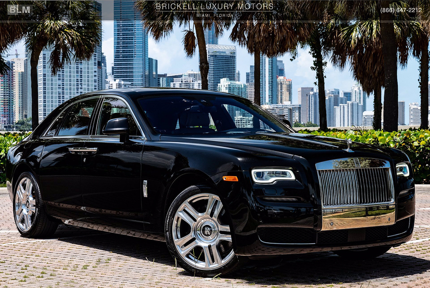 2016 Rolls-Royce Ghost :24 car images available