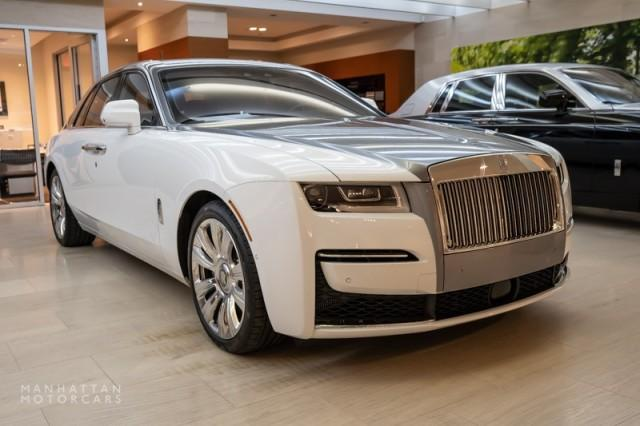 2021 Rolls-Royce Ghost :17 car images available