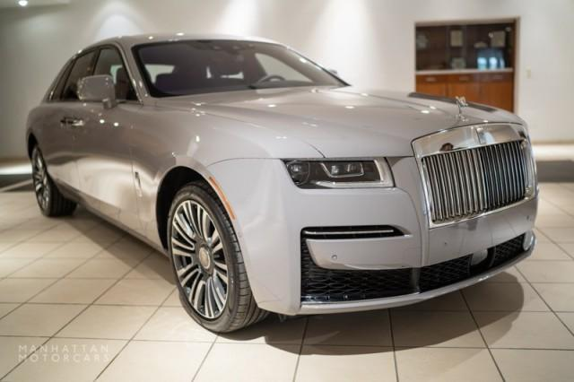 2021 Rolls-Royce Ghost :18 car images available