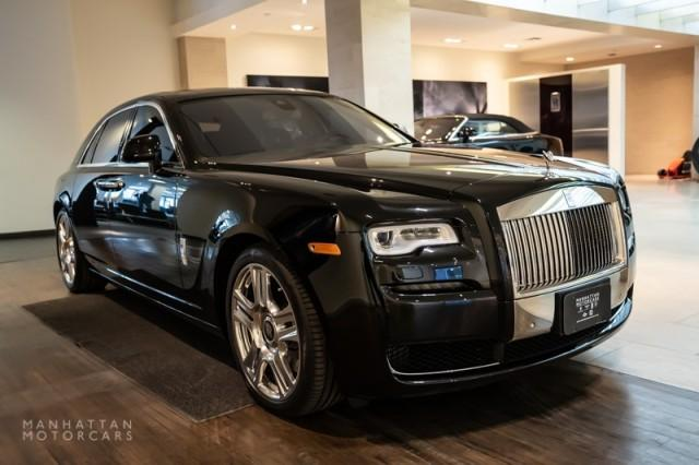 2016 Rolls-Royce Ghost :18 car images available