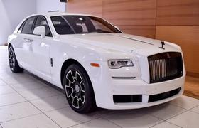 2018 Rolls Royce Ghost Black Badge:24 car images available