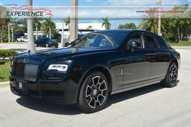 2017 Rolls Royce Ghost Black Badge:24 car images available