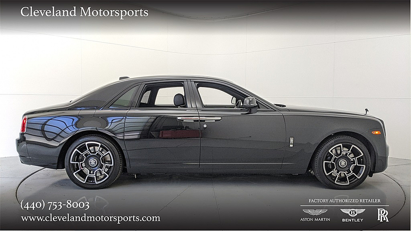 2018 Rolls-Royce Ghost Black Badge:24 car images available