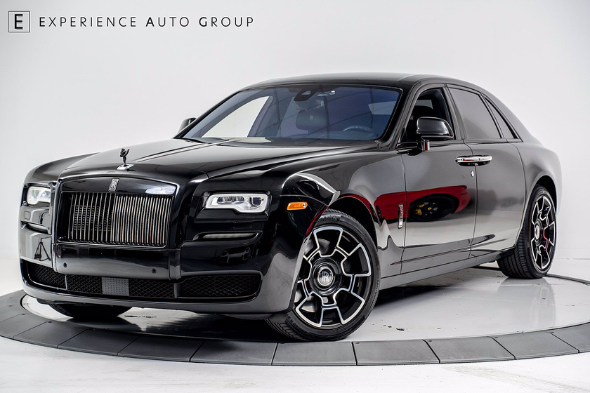2017 Rolls-Royce Ghost Black Badge:24 car images available