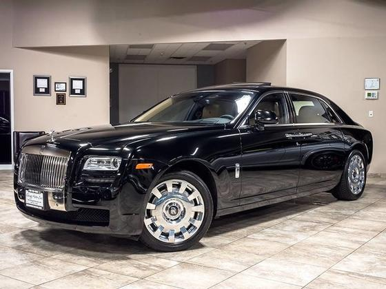 2013 Rolls Royce Ghost EWB:24 car images available