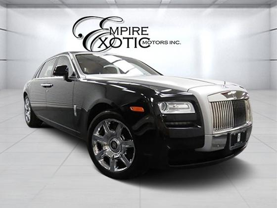2012 Rolls Royce Ghost EWB:24 car images available