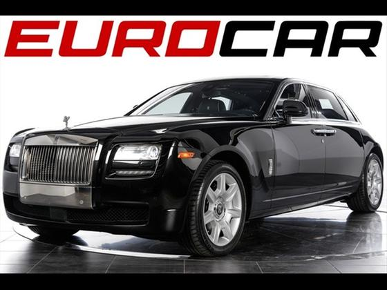 2014 Rolls Royce Ghost EWB:24 car images available