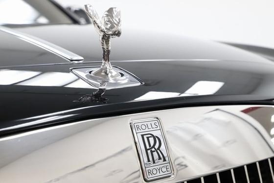 2013 Rolls Royce Ghost EWB