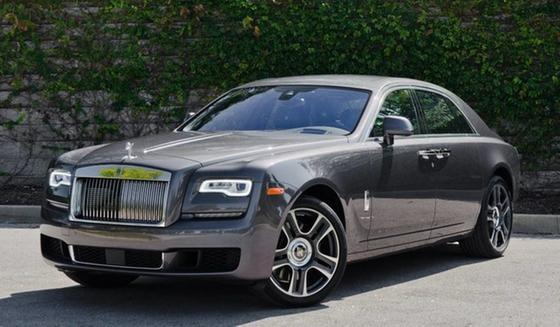 2018 Rolls Royce Ghost Series II:24 car images available