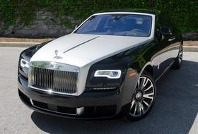 2018 Rolls Royce Ghost Series II