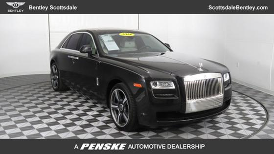 2014 Rolls Royce Ghost V-Specification:24 car images available