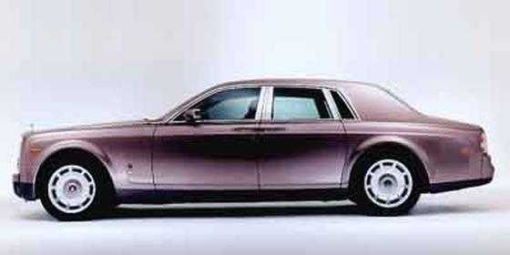 2004 Rolls Royce Phantom  : Car has generic photo