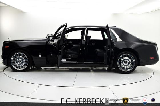 2019 Rolls Royce Phantom