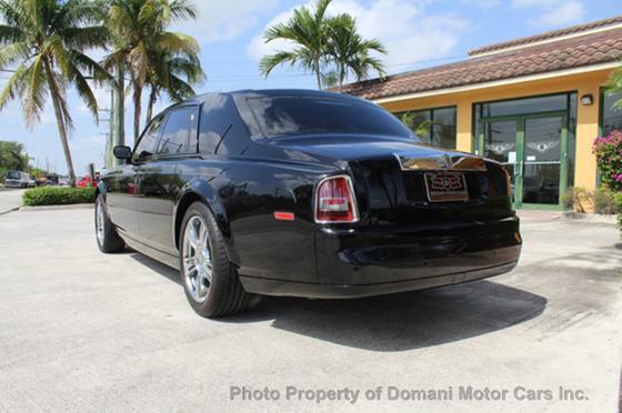 2008 Rolls Royce Phantom
