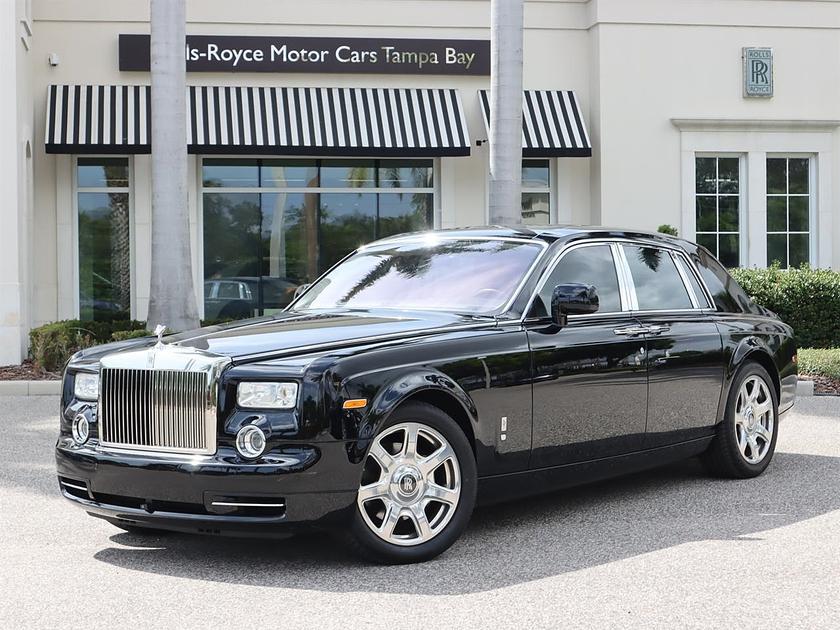 2011 Rolls-Royce Phantom :24 car images available