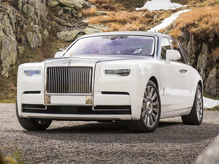 2019 Rolls-Royce Phantom  : Car has generic photo