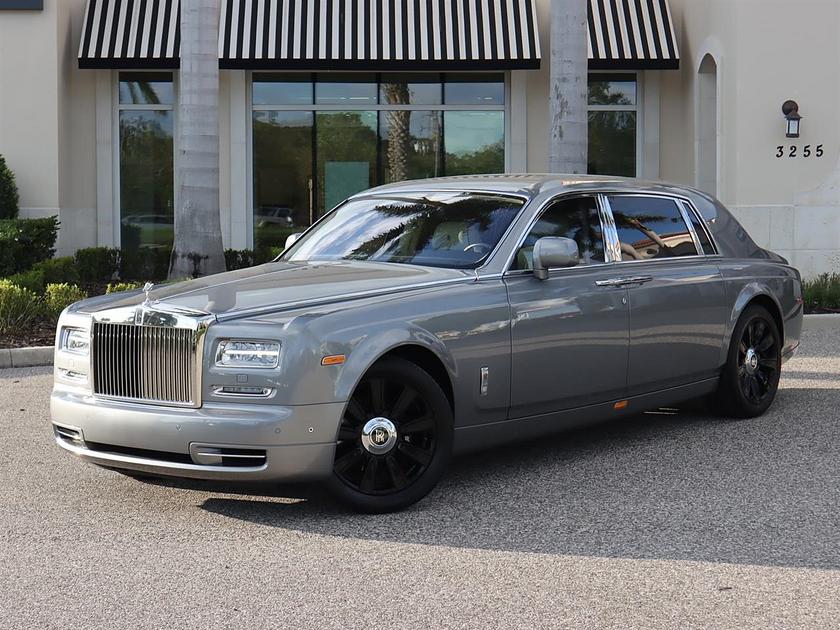 2016 Rolls-Royce Phantom :24 car images available