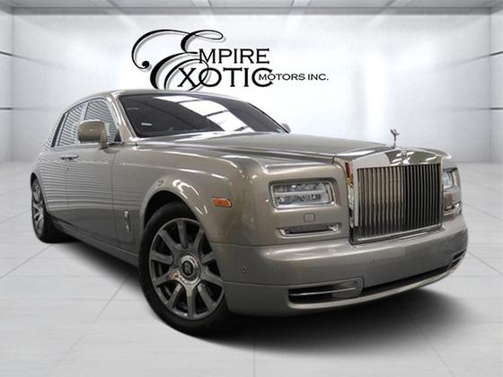 2013 Rolls Royce Phantom Base:24 car images available