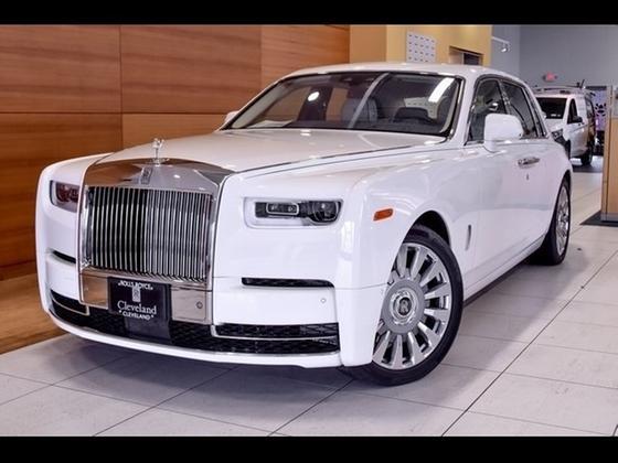 2018 Rolls Royce Phantom Base:24 car images available