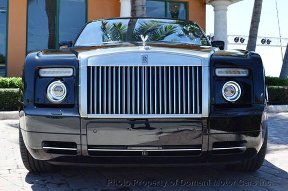 2009 Rolls Royce Phantom Base