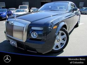 2009 Rolls Royce Phantom Base:12 car images available
