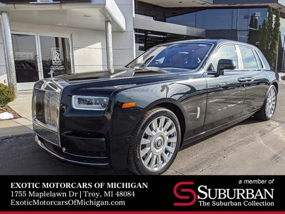 2020 Rolls Royce Phantom Base:21 car images available