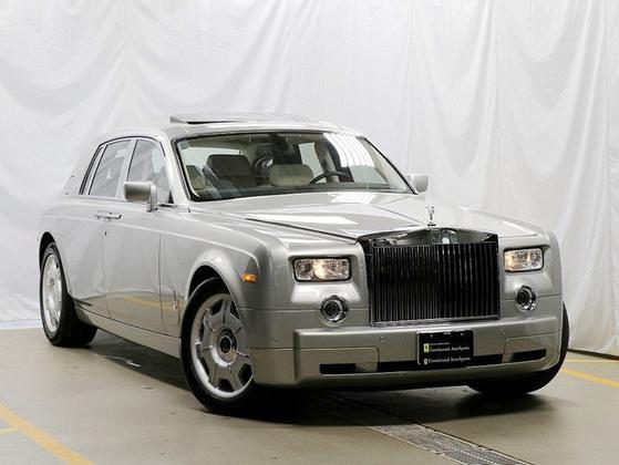 2006 Rolls Royce Phantom Base:24 car images available