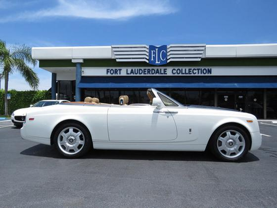 2010 Rolls Royce Phantom Drophead:24 car images available