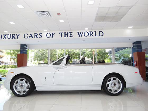 2014 Rolls Royce Phantom Drophead:24 car images available