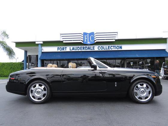 2008 Rolls Royce Phantom Drophead:24 car images available