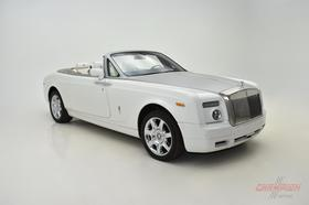 2008 Rolls Royce Phantom Drophead:24 car images available
