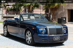 2009 Rolls Royce Phantom Drophead:24 car images available