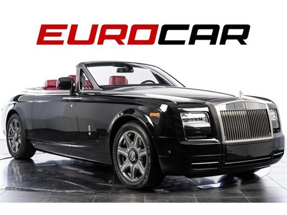 2016 Rolls Royce Phantom Drophead