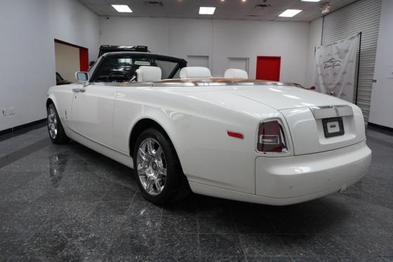 2008 Rolls Royce Phantom Drophead