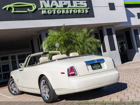 2009 Rolls Royce Phantom Drophead