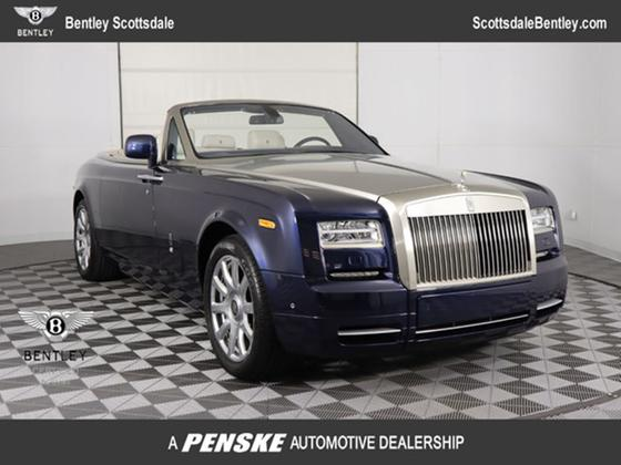 2016 Rolls Royce Phantom Drophead:24 car images available